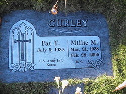 Mildred May <i>Marshall</i> Curley