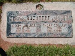 Thora Ann <i>Cowley</i> Buchanan
