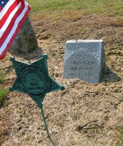 Pvt John H. Whitehead