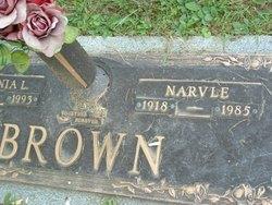 Narvle Brown
