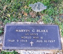 Marvin G. Blake
