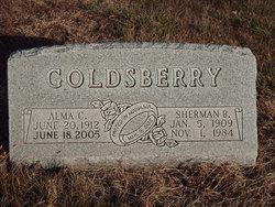 Alma Clara <i>Schoen</i> Goldsberry