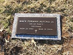 Mack Furman Alford, Jr