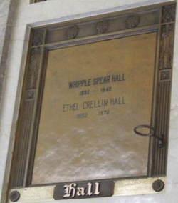 Whipple Spear Hall