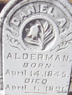 Daniel Asa Alderman