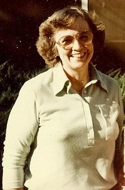 Janet Rita <i>Gallagher</i> Myles