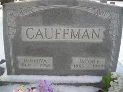 Minerva <i>Houseworth</i> Cauffman