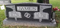 Dallas E James