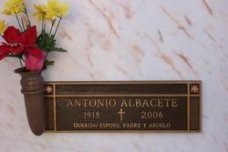 Antonio Albacete