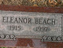 Eleanor McClinton <i>Felder</i> Beach