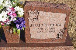 Jerri Ann <i>Wallin</i> Brothers