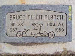 Bruce Allen Albach