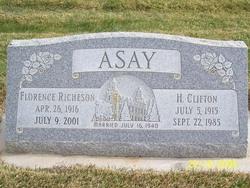Herbert Clifton Cliff Asay