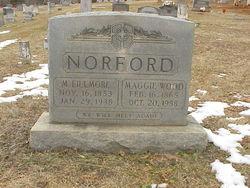 Millard Fillmore Norford