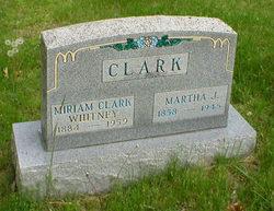 Martha J. Clark