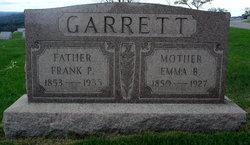Franklin Pierce Garrett