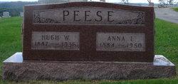 Hugh Weir Peese
