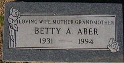 Betty A. Aber