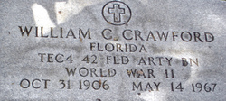 William Clinton Crawford