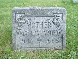 Mathilda <i>Houle</i> Cartier