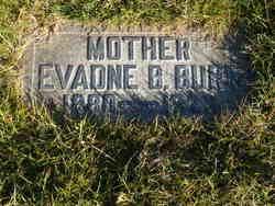 Evadne <i>Burton</i> Burt