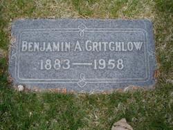 Benjamin Andrew Critchlow