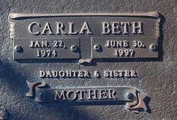 Carla Beth <i>Wehmeyer</i> Wehmeyer, I