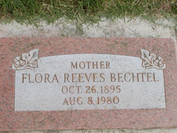 Flora Mae <i>Reeves</i> Bechtel