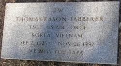 Thomas Eason Tabberer