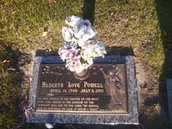 Alberta M. Love <i>Tunewald</i> Powell