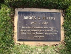 Brock Peters