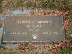 Byron Orville Brown
