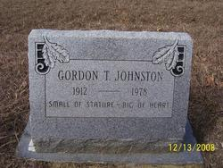 Gordon Thomas Johnston