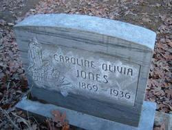 Caroline Olivia Jones
