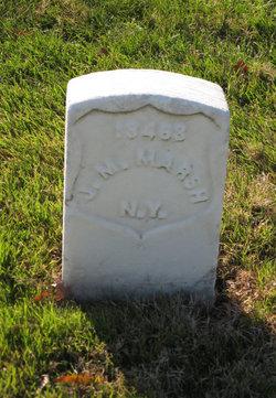 Pvt Joel M. Marsh
