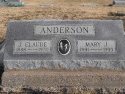 Mary Julia <i>Sears</i> Anderson