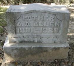 Albert A Allen