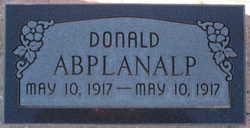 Donald Abplanalp