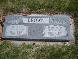Bernice Elwell <i>Morgan</i> Brown