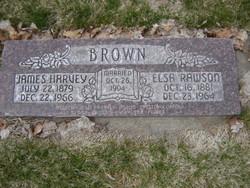 Elsa Sabre <i>Rawson</i> Brown