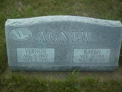 Vernon Lynn Agnew
