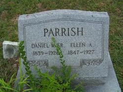 Daniel Woodson Parrish, Sr