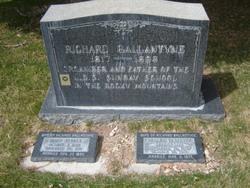 Huldah Meriah <i>Clark</i> Ballantyne
