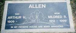 Mildred Ruth <i>Dibble</i> Allen