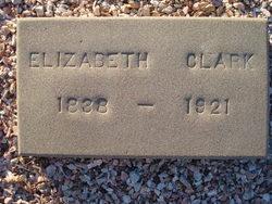 Elizabeth Ann <i>Morrison</i> Clark