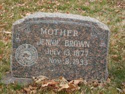 Jennie Brown