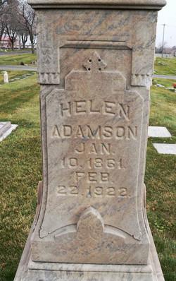 Helen Ainger <i>Henriod</i> Adamson