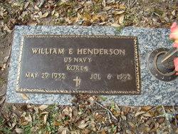 William Eugene Henderson