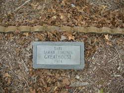 Sarah Virginia Greathouse