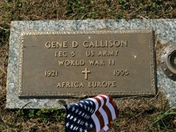 Gene Durward Callison
